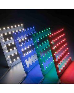 Nichia LED module BackMatrix 49 11.02in/28x28cm RGBW 24V 4290lm 58.8W