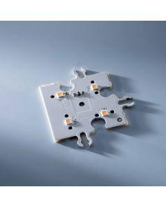 ConextMatrix Edge Module 4 warm white LEDs 118lm1.57in/4x4cm 24V CRI 90 118lm 0.89W