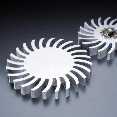 Heatshink swing-style 70mm for LED <1500lm
