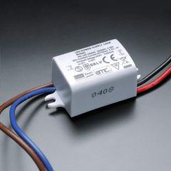 Constant Current LED Driver Lumitronix IP67 700mA 230V to 0.5 > 10VDC (1 LED de 3W)