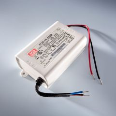 Constant Current LED Driver Mean Well PCD-40-700B IP30 700mA 230V to 34 > 57VDC DIM