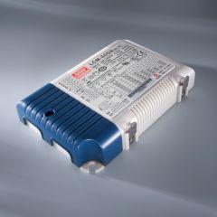 Constant current LED driver Mean Well LCM-60 230V la 2-90V 500 > 1400mA DIM DALI