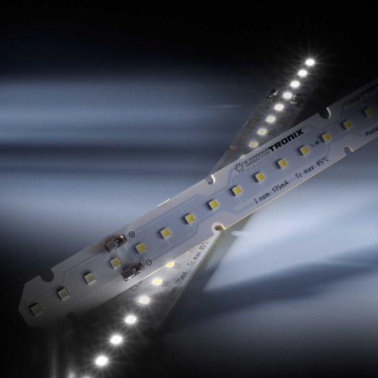 LinearZ 26 Nichia LED Strip Zhaga Optisolis CRI98+ neutral white 5000K 752lm 175mA 37.5V 26 LEDs 11.02in/28cm module (741lm & 7.2W/ft)