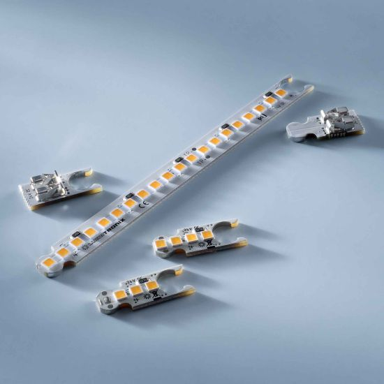 ConextBar 20 LED Strip warm white CRI90 2700K 319lm 24V 20 LEDs 4.09in/10.4cm module