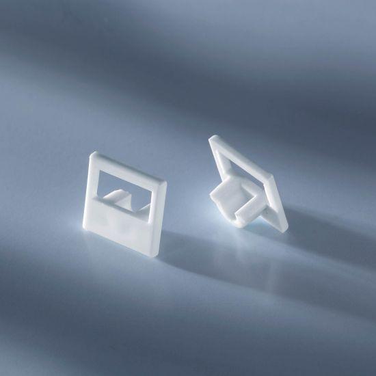 Open end cap for Alubar Aluminum profile for LED Strips 50cm