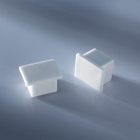 Closed end cap for  Aluflex Aluminum Profile for LED strips deep 1020mm