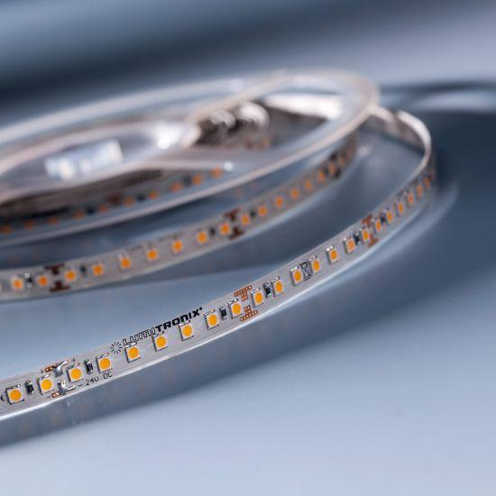 LumiFlex 70 Nichia LED Strip neutral white 4000K 24V 2656lm 140 LEDs/m price for 19.68in/50cm (810lm & 5.9W/ft)