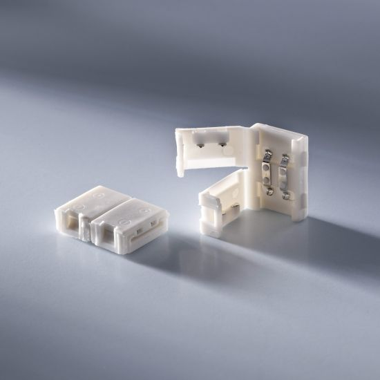 Direct connector for LumiFlex LED strips