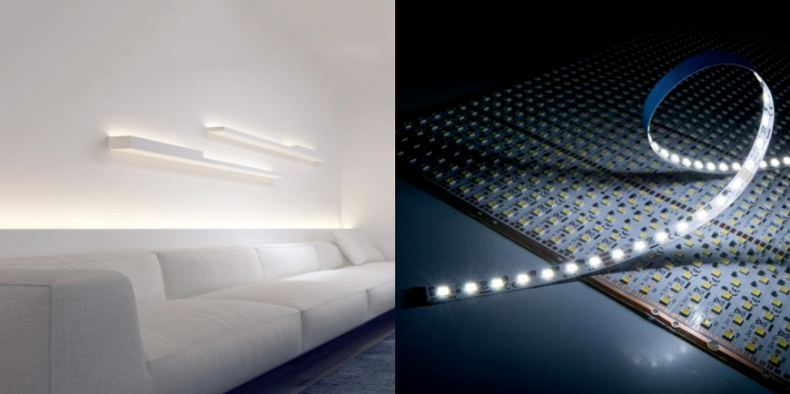 Tunable White Flexible Strips and Modules with Nichia or SunLike LEDs