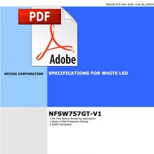 Nichia LED Datasheet