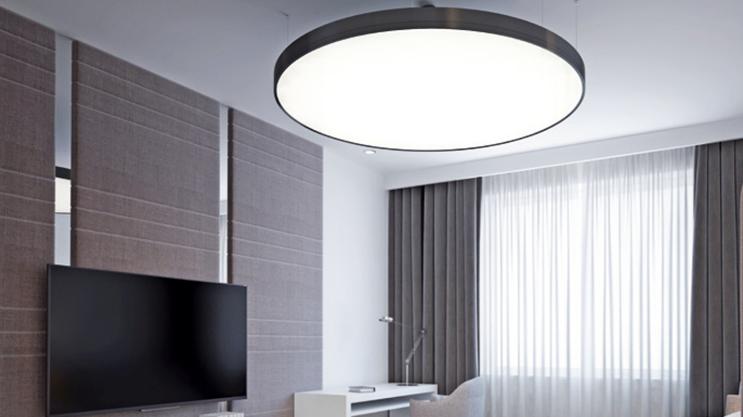 For easy back-lighting
