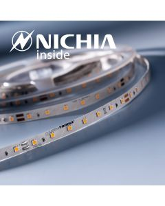 LumiFlex 35 Nichia LED Strip warm white 2700K 1220lm 24V 70 LEDs/m price for 19.68in/50cm (372lm & 3W/ft)
