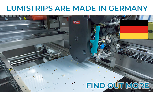Discover our LED module factory in Germany