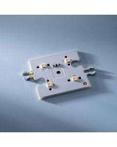 ConextMatrix Linear Module 4 warm white LEDs 118lm 4x4 cm 24V CRI 90 118lm 0.89W